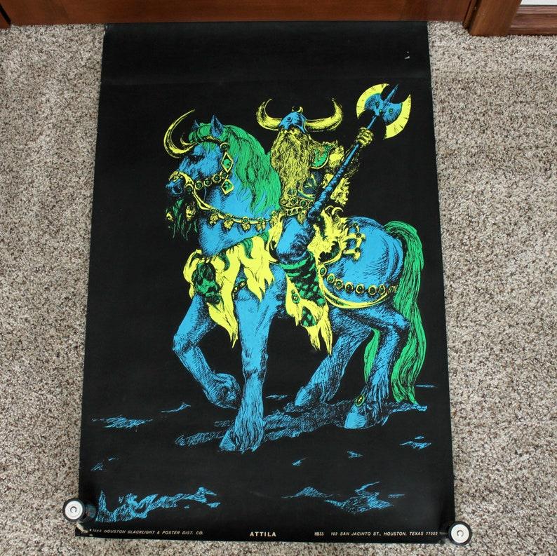 Attila Art Personalized Print Custom Poster Wall Decor