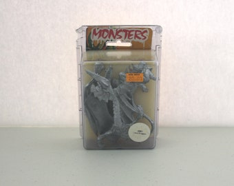 Vintage 2001 Lava Dragon Citadel Miniatures In Box Monster Warhammer RPG, 1988 Role Playing Games Figures