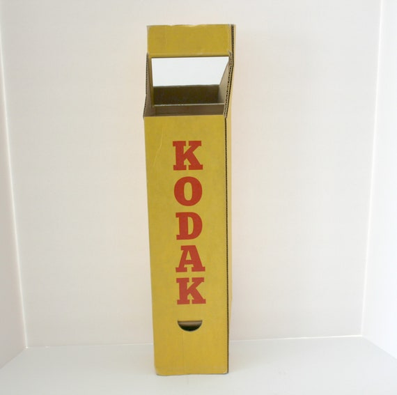 Vintage Kodak Periscope | Camera Promo Advertising Cardboard Viewer Toy