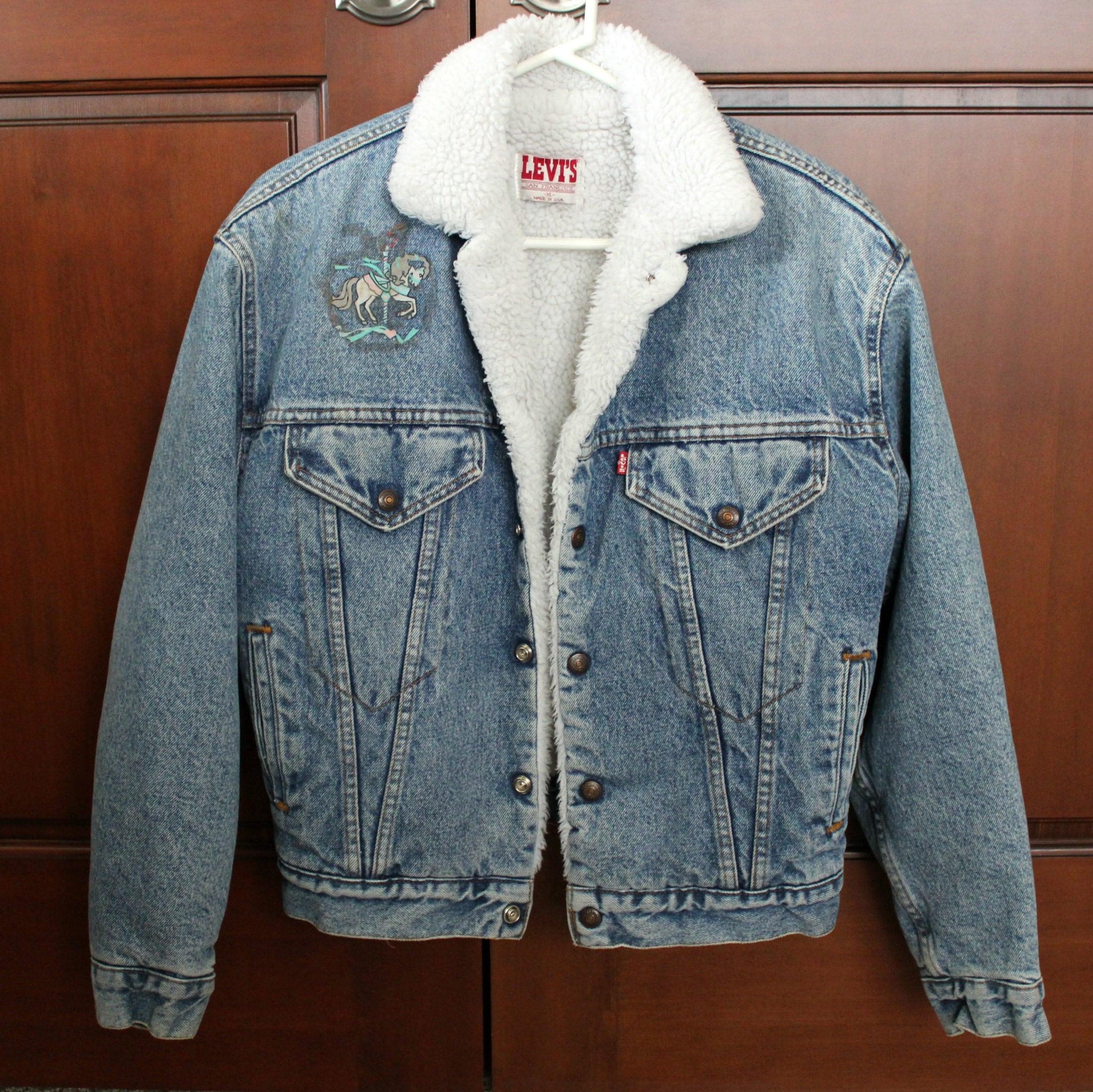 fad97175a83 Vintage Levi s Trucker Jacket