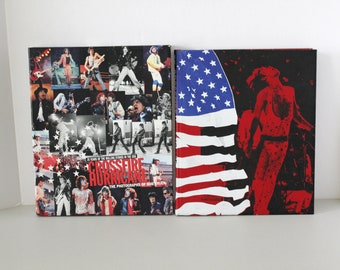 Crossfire Hurricane The Photographs of Bob Gruen Book, 25 Years Rolling Stones, Signed, Numbered 1240 / 1750 in Slipcase