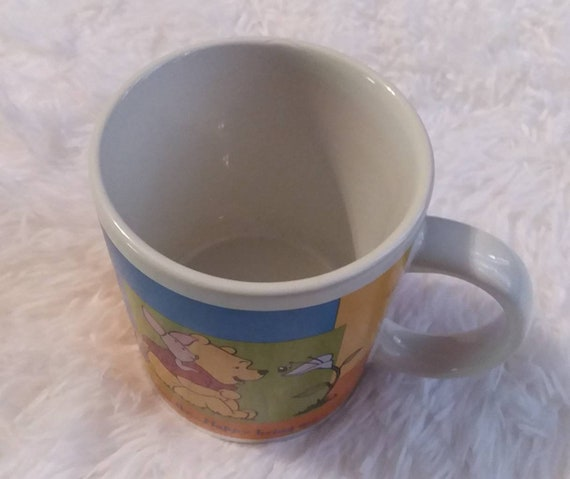 Ceramic Cup Rubber Stamper Coffee Mug For Stampin Up and More! Stamping Stash