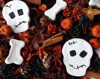 Rattling Bones Halloween Artisan Potpourri