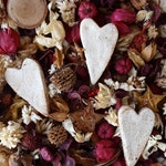 Country Love Artisan Potpourri for Valentines Day