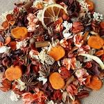 Pumpkin Patch Artisan Potpourri for Fall