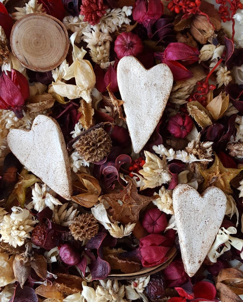 Country Love Artisan Potpourri for Valentines Day image 0