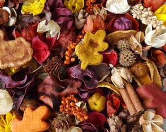 Autumn Country Harvest Artisan Potpourri