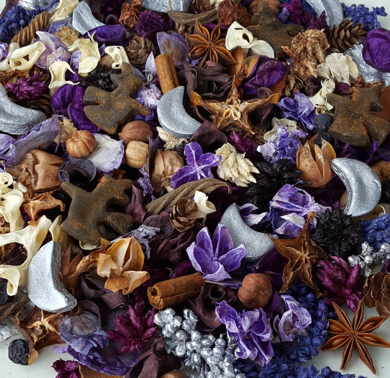The Witching Hour Halloween Artisan Potpourri image 0