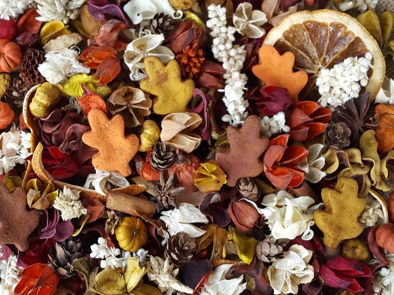 Autumn in the Country Artisan Potpourri image 0