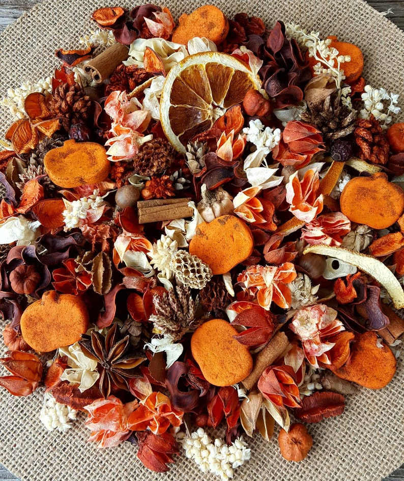 Pumpkin Patch Artisan Potpourri for Fall image 0