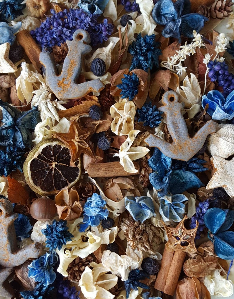 Anchors Aweigh Artisan Nautical Potpourri image 0