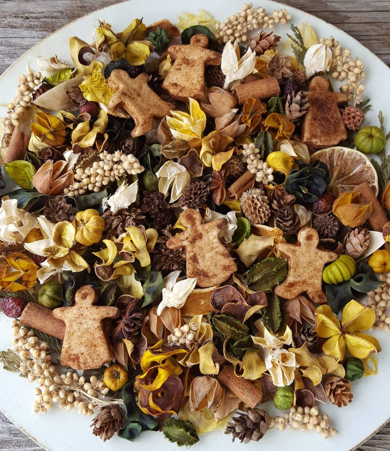 Country Farmhouse Kitchen Artisan Potpourri image 0