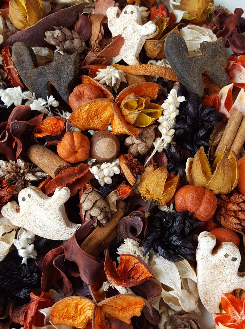 Old Fashioned Country Halloween Artisan Potpourri image 0