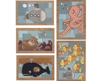 Little Submarine Series