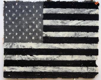 Diversity Flags - Black White Grey