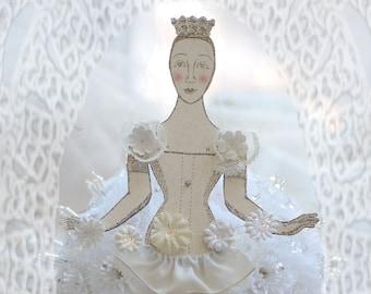 sea fairy - a santos/mermaid paper doll muse