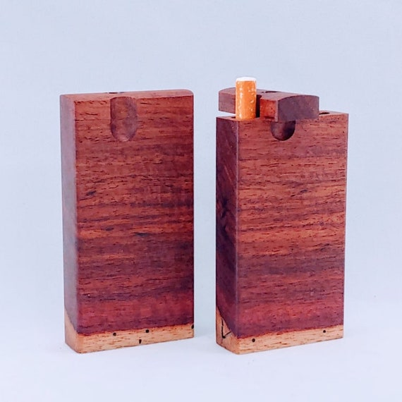 4 Inch Free Shipping! Entwood African Rosewood Dugout