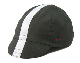 Final Clearance: Tempo Bianco Cycling Cap