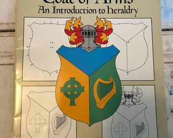 1987 Design Your Own Coat Of Arms An Introduction To Heraldry, Rosemary A. Chorzempa