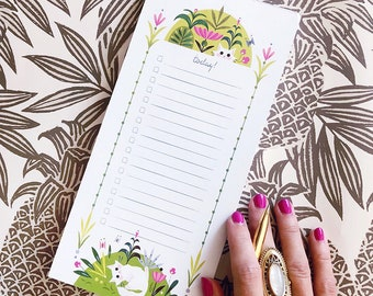To Do Today List Notepad