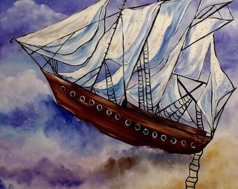 Sailing On Dreams