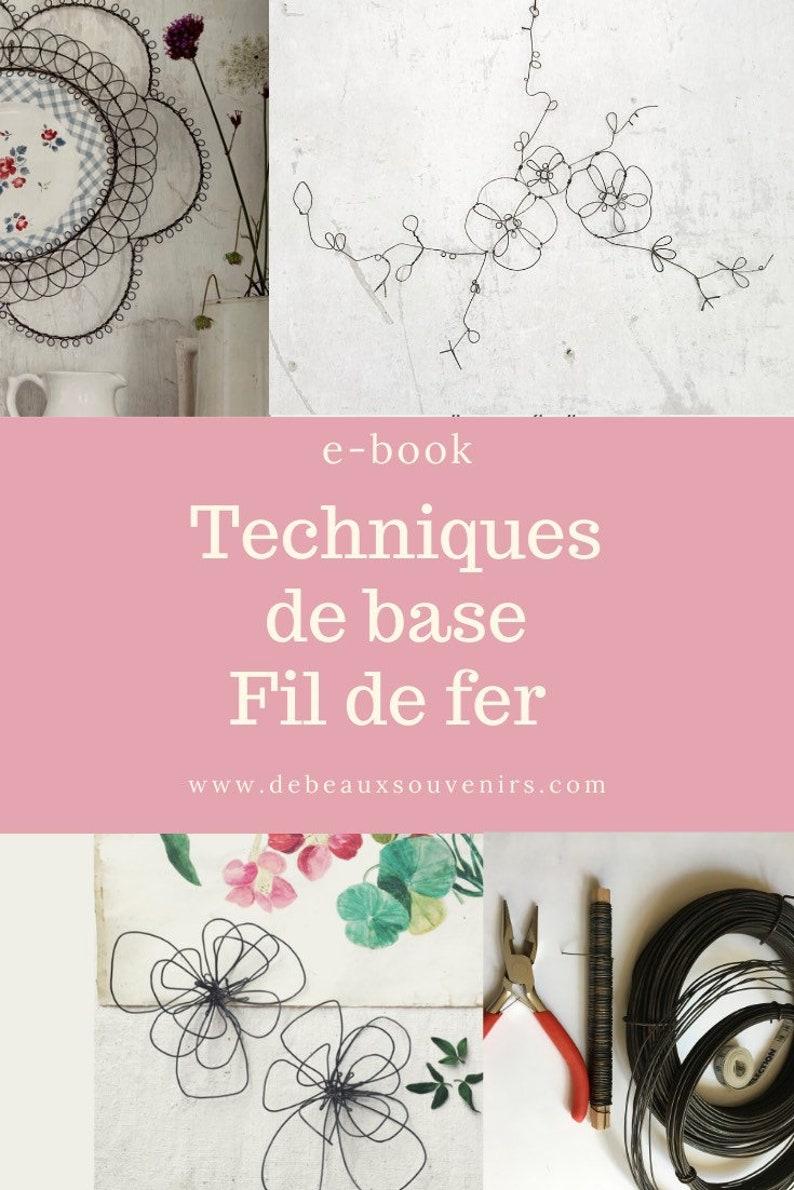 Wire  technique  PDF to download wire DIY wire art in image 0