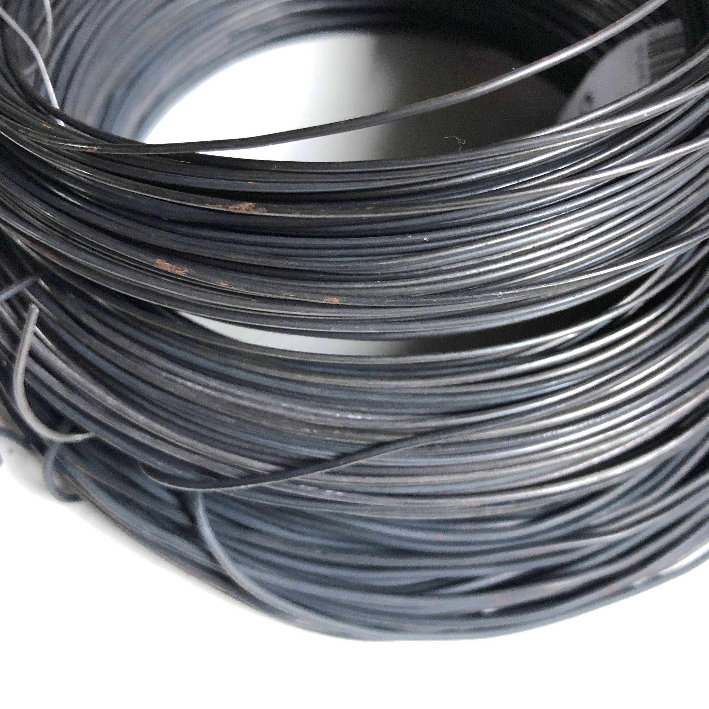 Coil of steel black wire, nealed diameter 1.2 mm / 1.4 mm / 1.8 mm ...