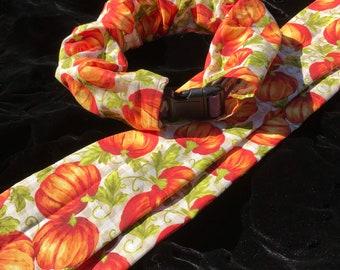 Pumpkin Spice LARGE collar tube