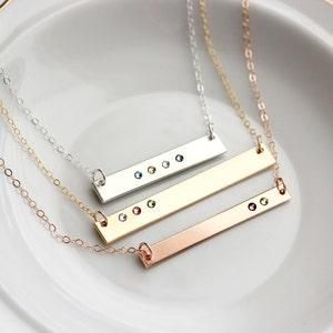 Monogram & Name Necklaces