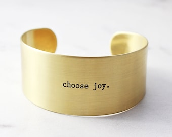 d2133d36d09 Mantra Cuff Bracelet - Personalized Cuff Bracelet, Personalized Bangle  Bracelet, Custom Cuff, Engraved Bracelet, Quote Bracelet - Thick Cuff