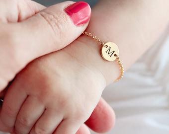 Baby Bracelet / Baby Jewelry / Name Bracelet / Baby Shower Gift / Custom Baby Bracelet / Personalized Baby Bracelet / New Baby Bracelet Gift