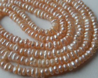 Small Pearls, Freshwater Pearls, 2mm.  Strand Your  Choice  (j3prl2)