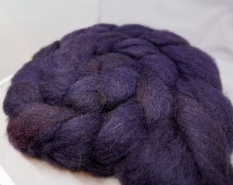 Falling In - 4oz - 114g - Carded Happy Sheep Blend Roving