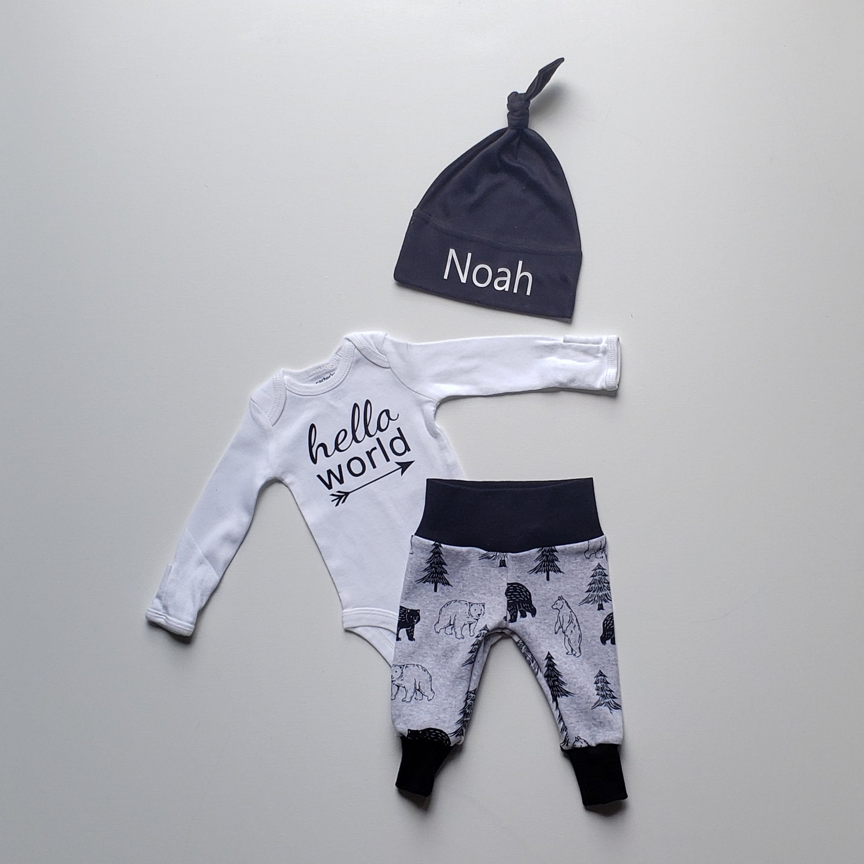 e4ab532c3 Baby Boy Coming Home Outfit. Newborn Boy Coming Home Outfit ...