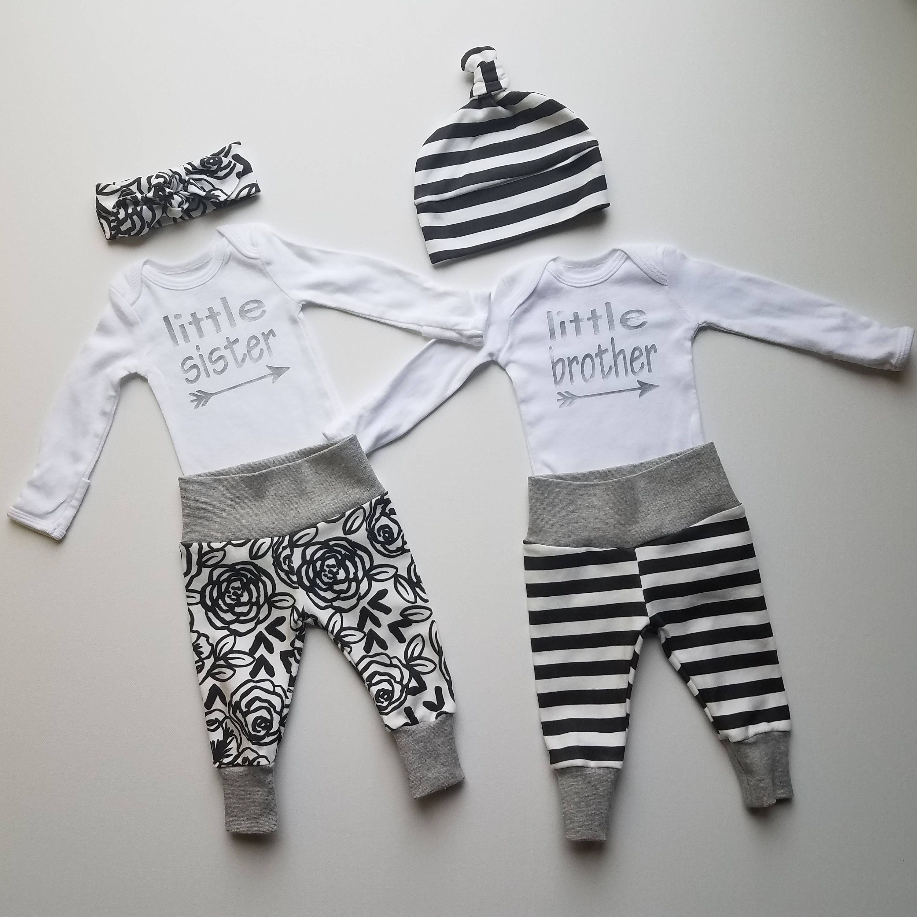 299708808 Baby Girl Coming Home Outfits. Baby Boy Coming Home Outfit. Twins ...