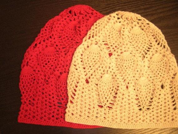 Pineapple Hat Pattern Crochet Snood Pattern Hat Pdf