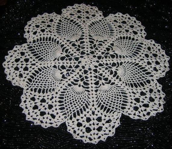 Faden Sie Muster Ananas häkeln Set Baumwolle Spitze Thread | Etsy