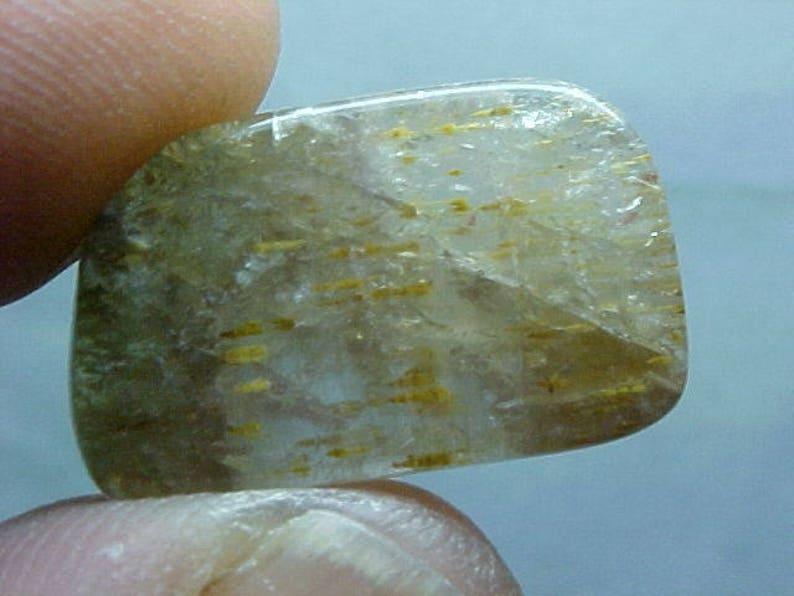 Agape Crystal Sacred Seven Quartz Slice Super Fine Minerals image 0