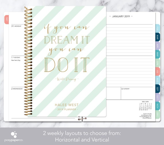 50 Graduation Commence Mints 2019 Or 2020 Graduation: 2019 Planner 2019-2020 Calendar Weekly Student Planner Add