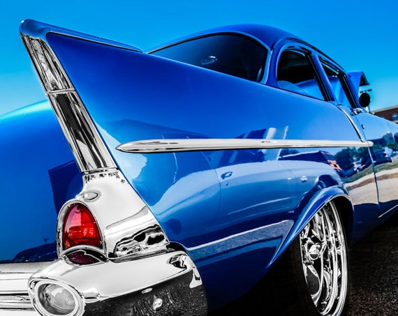 Chevrolet One-Fifty Car Fine Art Print or Canvas Gallery Wrap