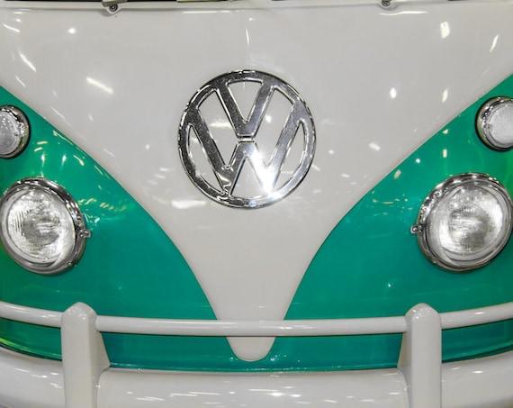 Volkswagen Bus 1963 Fine Art Print or Canvas Gallery Wrap