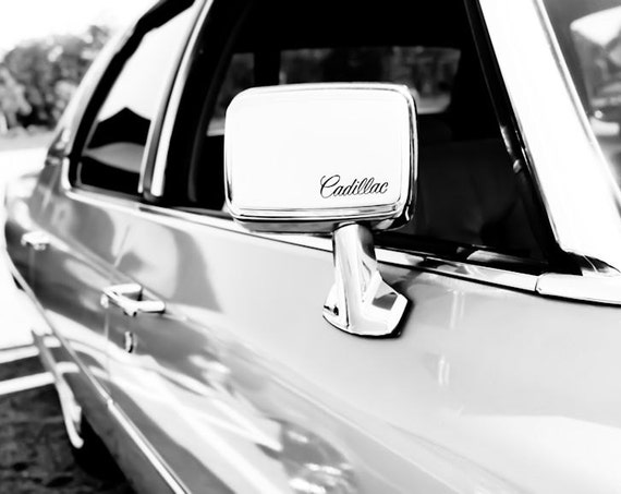 1976 Cadillac Fleetwood Fine Art Print or Canvas Gallery Wrap