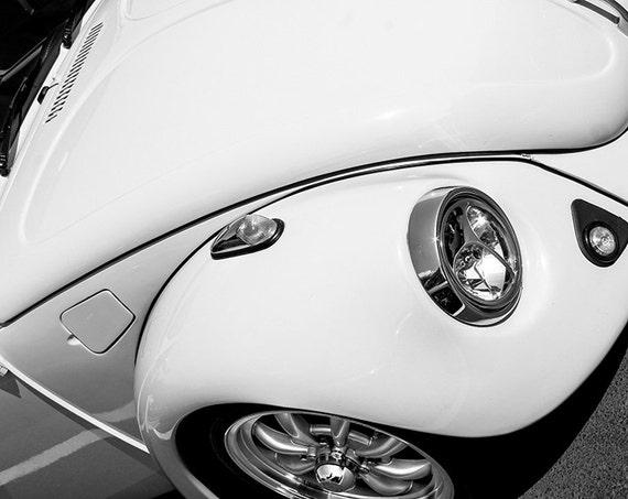 Volkswagen VW Beetle Fine Art Print or Canvas Gallery Wrap
