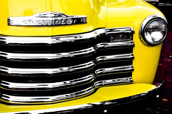 Chevrolet 3100 Pickup Truck Fine Art Print or Canvas Gallery Wrap