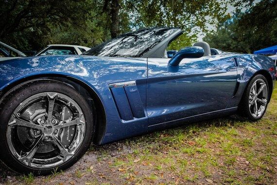 2011 Chevrolet Corvette Car Fine Art Print or Canvas Gallery Wrap