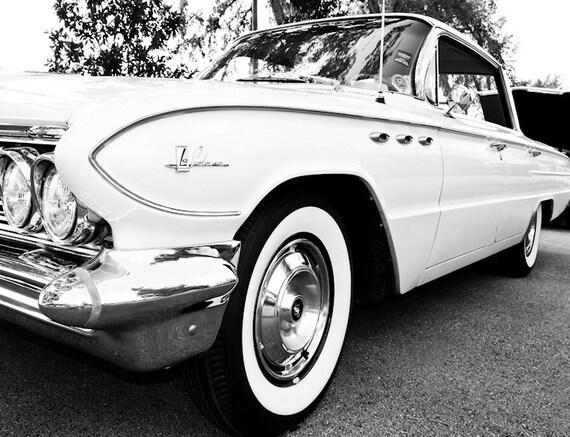 Buick LaSabre Car Fine Art Print or Canvas Gallery Wrap