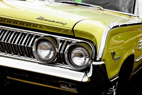1964 Mercury Montclair Marauder Car Fine Art Print or Canvas Gallery Wrap