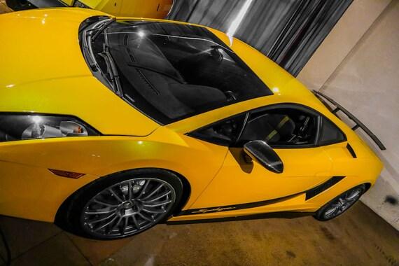 2008 Lamborghini Gallardo Superleggera Fine Art Print or Canvas Gallery Wrap