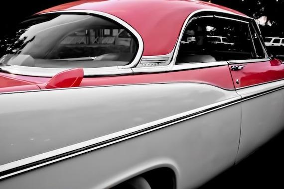 Chrysler New Yorker Car Fine Art Print or Canvas Gallery Wrap