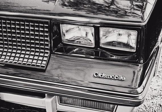 1983 Oldsmobile Cutlass Hurst Car Fine Art Print or Canvas Gallery Wrap